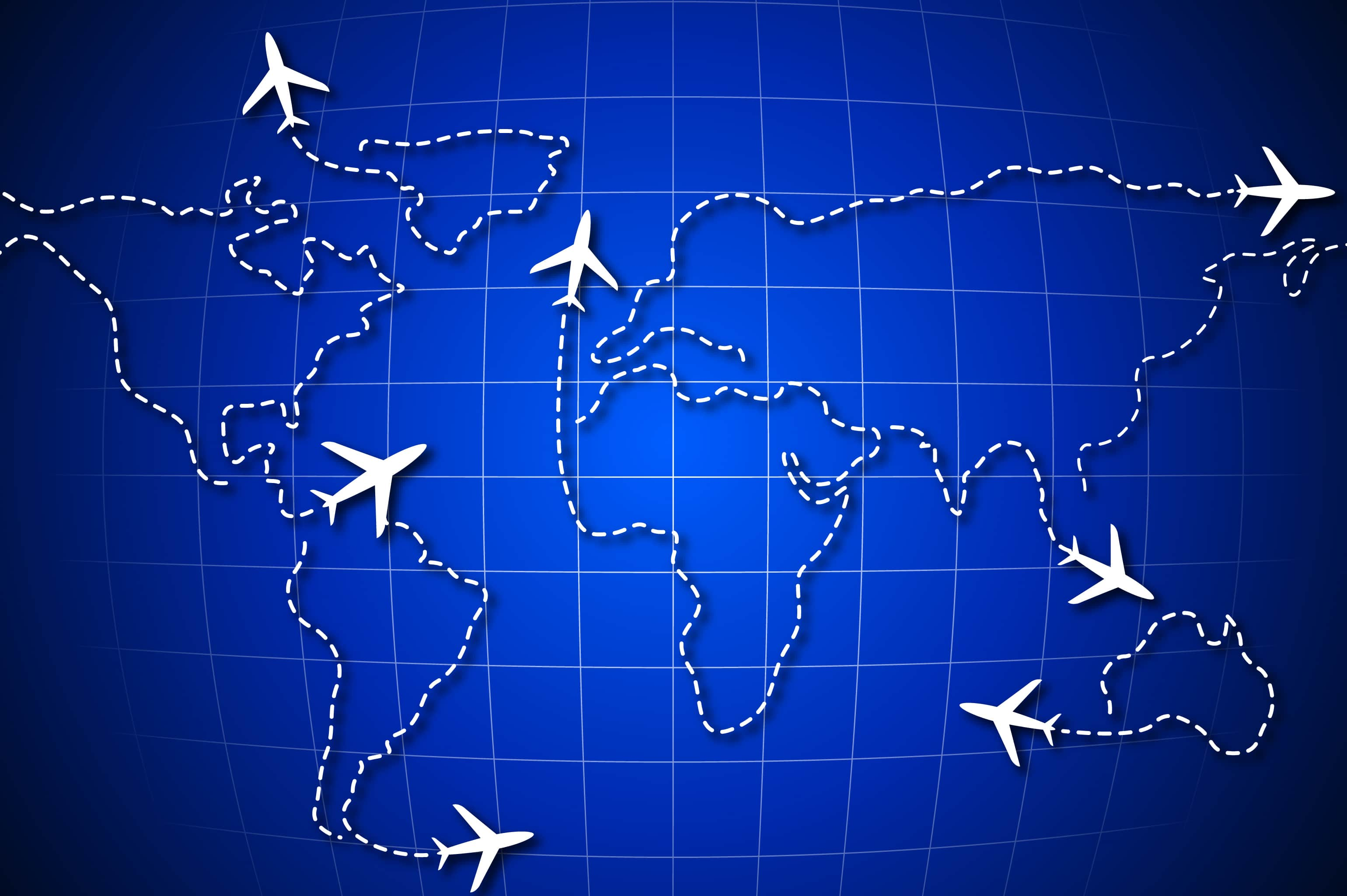 2080 unique air travel world map background gumiabroncs Images